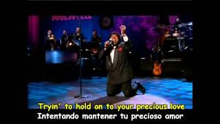 PERCY SLEDGE - WHEN A MAN LOVES A WOMAN - Subtitulos Español & Inglés