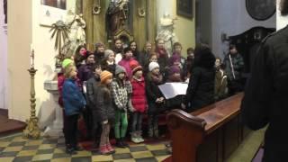 2016 Mše sv. v Odrách - celostátní přehlídka souborů - Kolibříci - Pojď