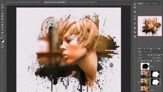 Применение масок в JPEG  в Photoshop 3 способа загрузки
