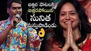 Bithiri Sathi Singing Telangana Folk Songs | Fantastic | GALLI CHINNADI | Unseen Video | Manastars