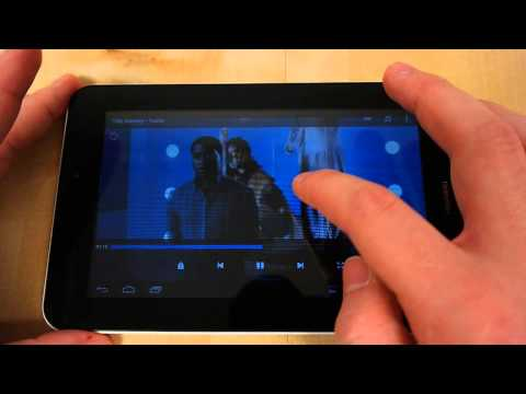 Huawei MediaPad 7 Youth unboxing and hands-on