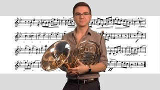 History of the (French) Horn - by Richard Cuoco