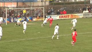 preview picture of video 'Oberliga Baden-Württemberg: Bahlinger SC - Offenburger FV 2012/2013'