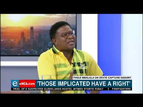 People should be given a chance to come clean ANC's Fikile Mbalula