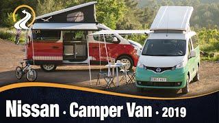 Nissan Camper Van 2019 | Información y Review | Podrás Vivir En Cualquier Parte...