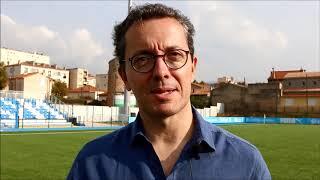 """Jacques-Henri Eyraud (OM) : """"Un projet de qualité pour le Foot Féminin"""" (Marseille)"""