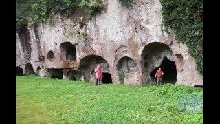 Neznáme pre-rímske civilizácie - Nepolapiteľný stavitelia megalitov