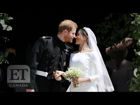 The Royal Wedding: Prince Harry & Meghan Markle