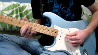 The Kooks   Naive Guitar Cover (with Backing Track)