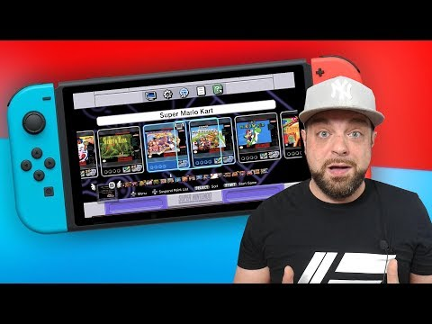 SNES FINALLY Coming to Switch Online? + MAJOR PS5 Rumors!