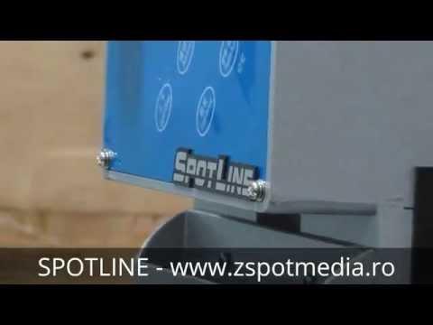 Tampograf semiautomat cu 4 culori
