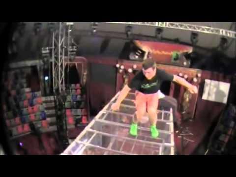 Môn thể thao mới nè các thím : Trampoline Wall (Christophe Hamel). Có ai thích chơi không