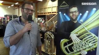 Walldorfer Bläsertage 2017: Miraphone Tuben Mit Dirk Hirthe (Badische Staatskapelle)