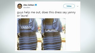 Yanny or Laurel: What do you hear?