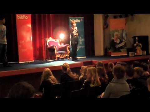 Voorleeswedstrijd Gemeente Boxmeer 2011