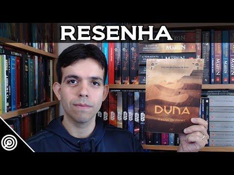 Duna - RESENHA - Leitura #94