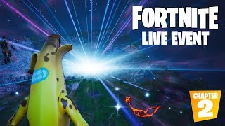 Fortnite SEASON 10 has officially ended and this is the OFFICIAL Fortnite Season 10 EVENT video which starts FORTNITE CHAPTER 2!