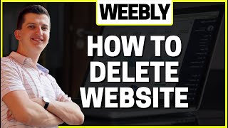 How To Delete Website In Weebly