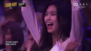 [Good Girl | ENG] Jiwoo's Crew Exploration stage cut
