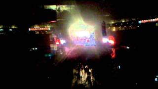 preview picture of video 'Guns n' roses en la plata 2011 welcome to the jungle'