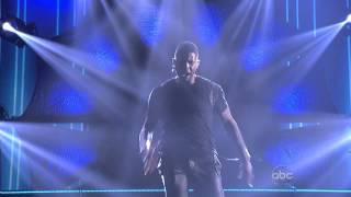 Usher - Numb / Climax / Can't Stop Won't Stop (American Music Awards 2012) High Quality Mp3