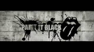 The Unseen - Paint It Black - Lyrics