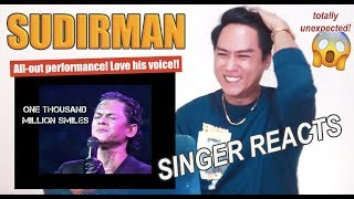 Sudirman   One Thousand Million Smiles [SINGER REACTS]