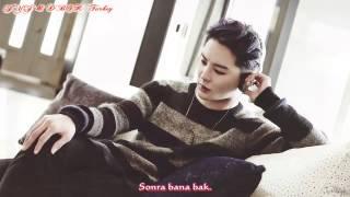 [Türkçe Altyazılı] XIA Junsu - Love You More