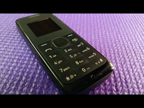 Nokia 105 Full Review