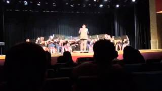"Daley Middle School ""Let it Go"" (Frozen)"