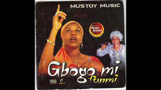 Wunmi Awoniyi   Gbogo Mi Funmi