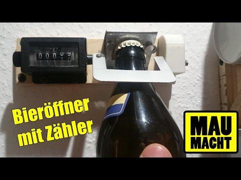 bieröffner mit Zähler [DIY]