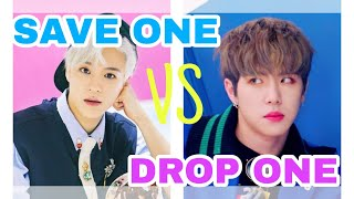 KPOP GAME   SAVE ONE DROP ONE [BOYGROUP EDITION]