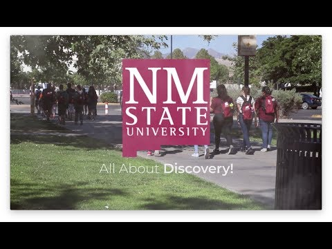 New Mexico State University - video