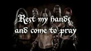 Ensiferum - In my sword I trust (THE FIRST) LYRICS VIDEO