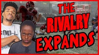 THE RIVALRY EXPANDS!! - NFL Blitz The League 2 Gameplay| ft. Juice and Trent