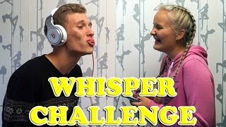 ЧТЕНИЕ ПО ГУБАМ! Вызов! WHISPER CHALLENGE (БиС)