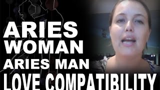 Aries Woman Aries Man Compatibility – A Fiery & Passionate Relationship