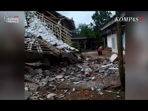 Pengunjung Mal Panik Saat Gempa Guncang Lombok Timur