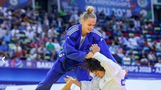 Чемпионат мира по дзюдо в Баку: победа Дарьи Белодед и Наохисы Такато…