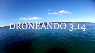 Playa de menduiña.4K fpv