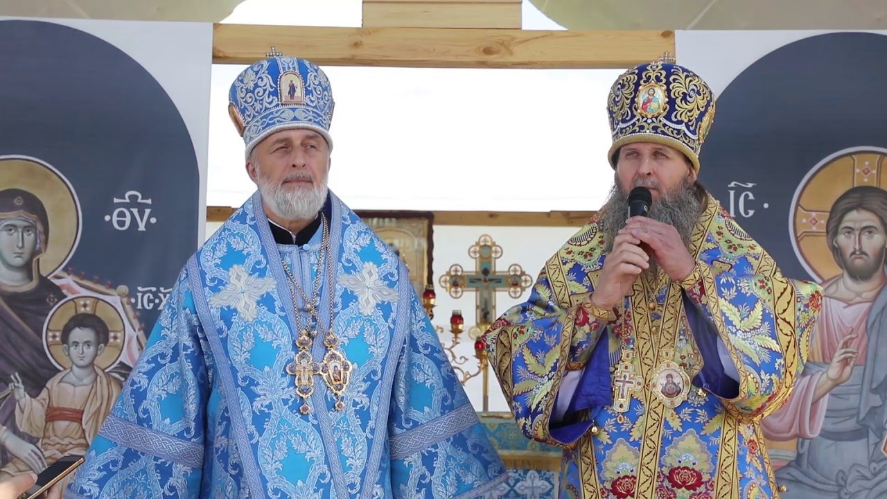 Казанский Чимеевский монастырь отметил престольный праздник