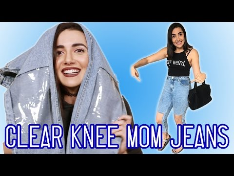 Wearing The Ugliest Jeans In The World For A Week