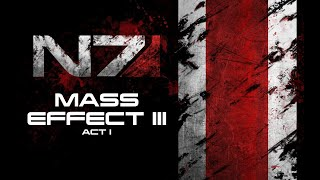 Mass Effect 3 Game Movie Act 1