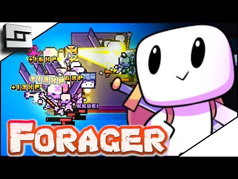 Check Out This Epic XP Farm I Made In Forager