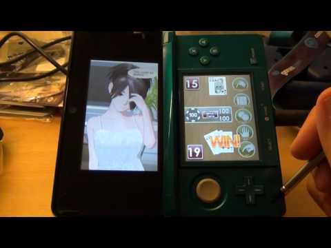1st Class Poket & BlackJack Nintendo DS