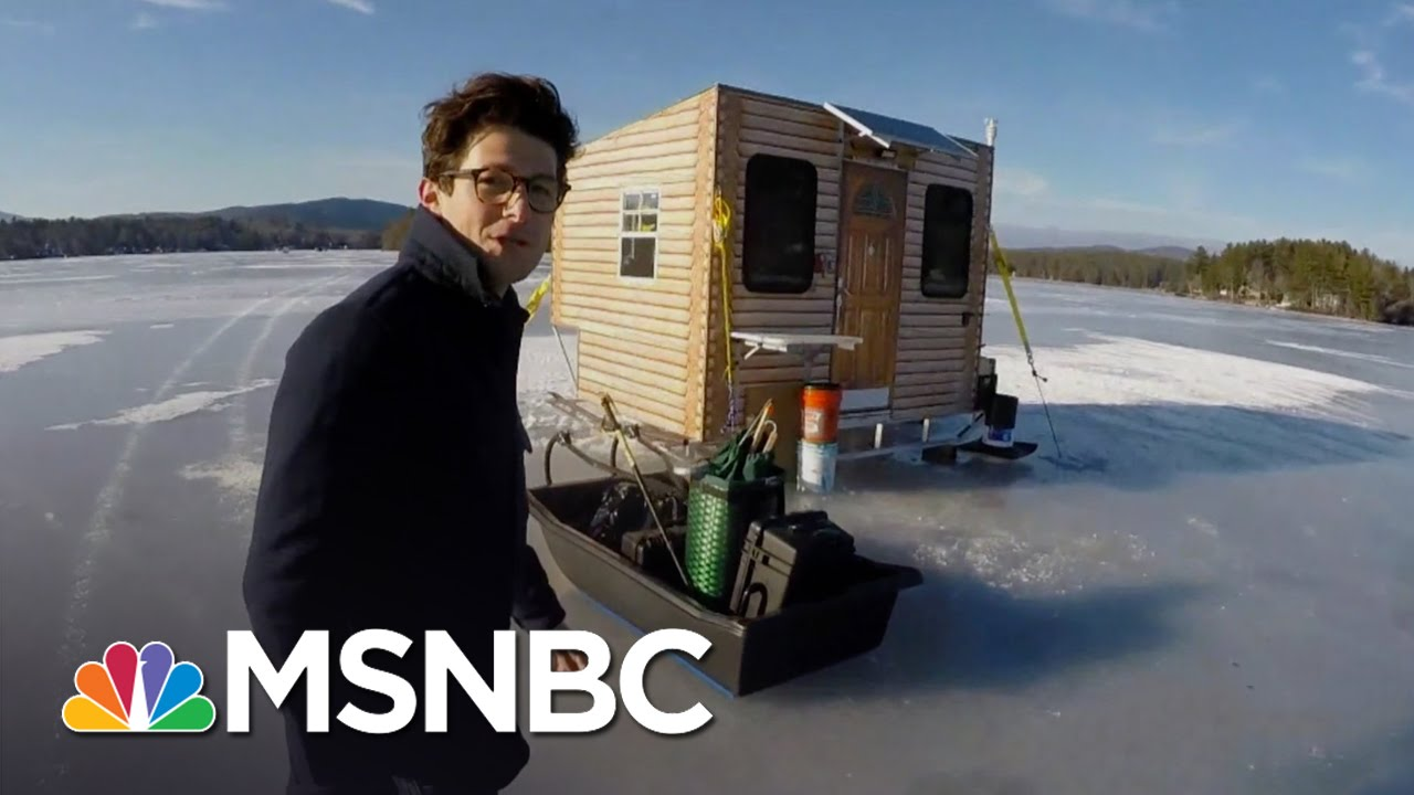 Fishing For Votes In New Hampshire | MSNBC thumbnail