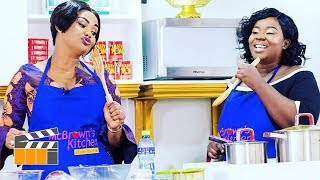McBrown's Kitchen with Maame Serwaa | SE04 EP04