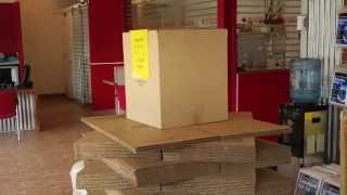 All Canadian Self -Storage Box's & Packing Supplies.