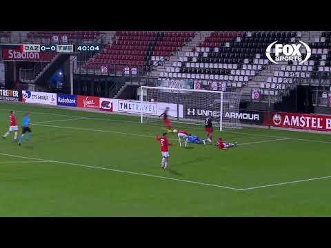 Samenvatting Jong AZ - FC Twente (26-11-2018)